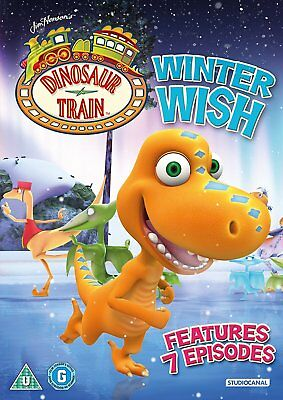 Dinosaur Train (DVD) *NEW & SEALED - FAST UK DISPATCH*