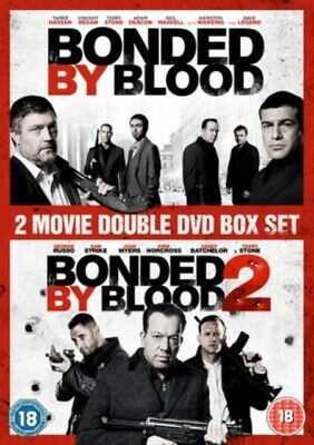 Bonded By Blood 1&2 Double Pack (DVD) *NEW & SEALED*