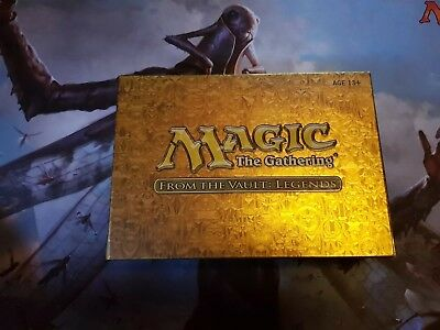 MTG from the vault legends box