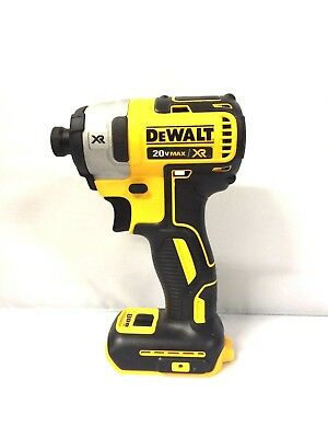 "DeWalt DCF887B 20V MAX XR BRUSHLESS 1/4"" 3 SPEED IMPACT Driver (Bare tool)"