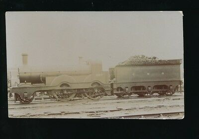 Railway GNR Engine No 227 c1900/10s? RP PPC published by E Pouteau