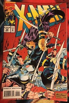 Marvel X-MEN (1991 Series) 32 FN ***$3.98 UNLIMITED SHIPPING***