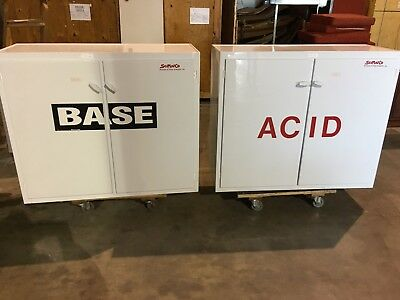 SciMatCo Acid and BASE Safety Cabinets 11964