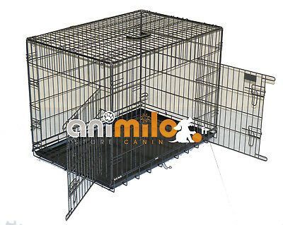 Cage Metal Extra T4 pour chien
