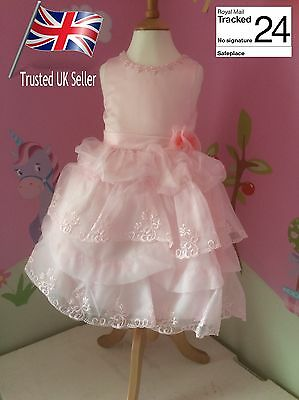 New Wholesale Job Lot Of Pink Bridesmaid Party Dresses 4 For £25 Great Mark Up