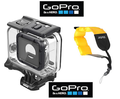 GoPro Super Suit Dive Housing for HERO5 Black #AADIV-001 + FLOATING STRAP