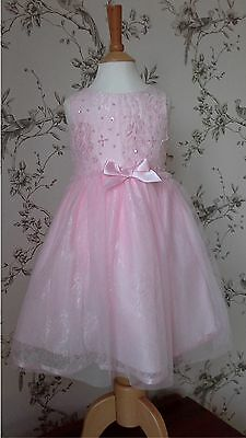 Wholesale Job Lot Of Pink Bridesmaid Party Dresses 3 Sizes For £25 Great Mark Up