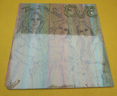 EVE Take It And Smile (SEALED FACTORY) 1970 Pop Psych  LP ç