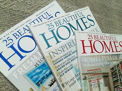 25 Beautiful Homes Magazine April, May & June 2014 interiors styling home decor