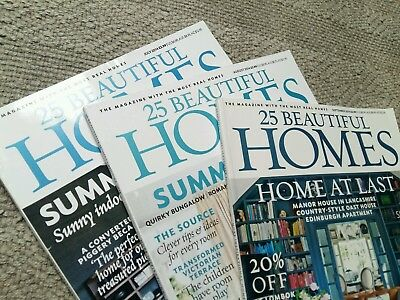 25 Beautiful Homes Magazine July, Aug, Sept 2014 interiors styling home decor
