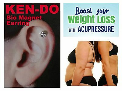 Bio Magnet Aurislim WEIGHT LOSS EARRING - NO MORE Diets DIETING / SLIMMING PILLS