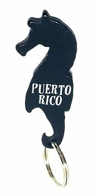 key holder ring Palm Puerto Rico Souvenirs Metal Bottle Opener Rican