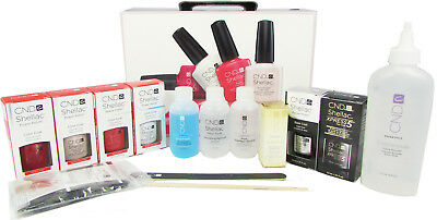 Cnd Shellac Chic Collection Starter Kit
