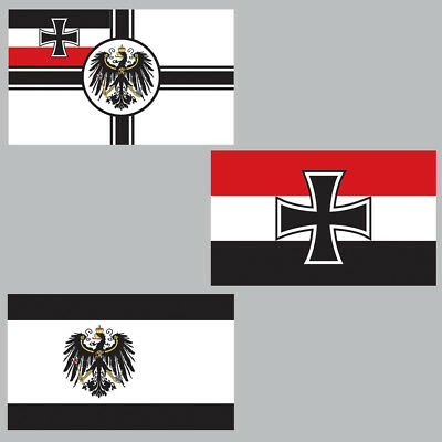 Flag 3x5FT Wholesale Set German Imperial Prussia War WWII Iron Cross 3 Flags