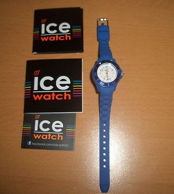 ice watch unisex hellblau eur 35 00 picclick de. Black Bedroom Furniture Sets. Home Design Ideas