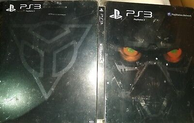 Killzone 3 Collectors Edition Steelbook PAL Sony PlayStation 3 PS3 FREE UK P&P