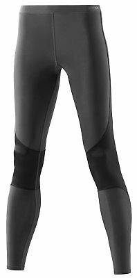 SKINS Women's Ry400 Recovery Long Tights , Graphite, XLH