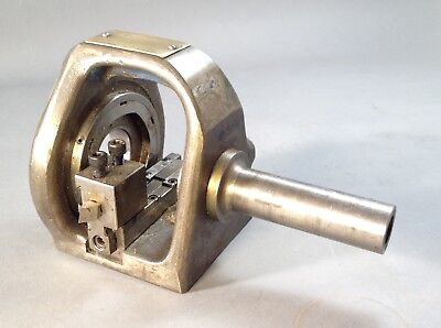 Chatwin #1 Polygon Box, Capstan Round to Hex Bar Cutting Attachment