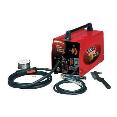 Lincoln Electric Weld Pack HD Feed Welder Flux Wire Auto Car Body welding tool