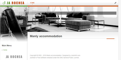 Manly accommodation website: AccommodationManly.com.au