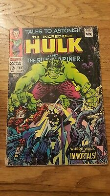 Tales to Astonish #101 | VG | Key: Last issue of title, followed by Hulk