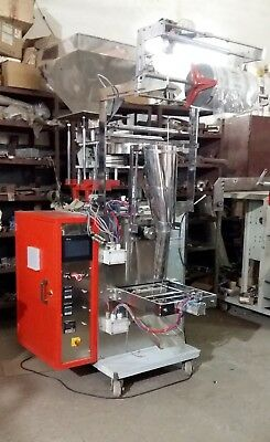 Pneumatic type Pouch fill & seal machine for Flavoured Popcorn.