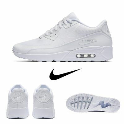 NIKE AIR MAX 90 Ultra Essential Running Sneakers White