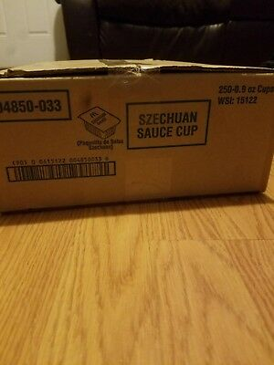 McDonalds Szechuan Sauce Original Unopened Authentic LIMITED EDITION