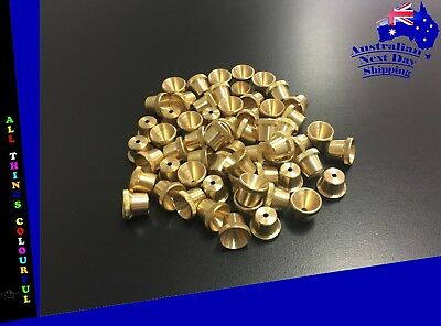 Custom Brass Cone Pieces Of Any Amount