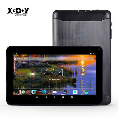 ANDROID 5.1 9 ZOLL Tablet PC 1GB RAM 8GB Quad Core HD Bildschirm 2xKamera XGODY