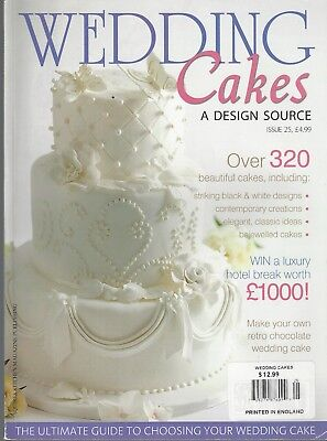 Wedding Cakes A Design Source Magazine various Issues from 11-29