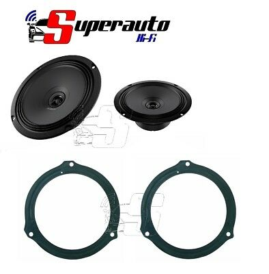 AUDISON COPPIA COASSIALI APX 6.5 16 cm APX6.5 casse altoparlanti FORD FOCUS post