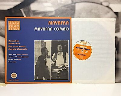 Mayafra - Mayafra Combo Lp Ex+/ex+ 1994 Right Tempo Reissue Rtcl 802