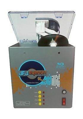 JFJ One-Step Eyecon Mini Video Game, CD, DVD, Blu-Ray Repair Machine with JFJ...