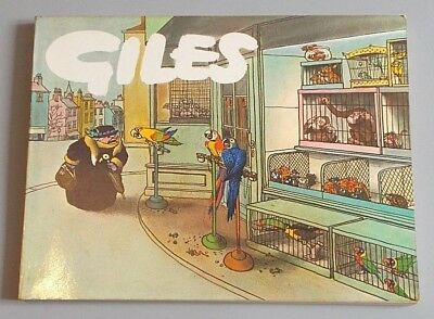 Giles Series 17 first edition annual, 1963, Daily Express Publications