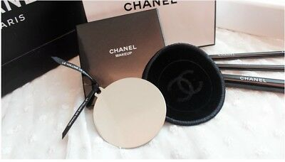 Chanel round small beauty mirror BNIB