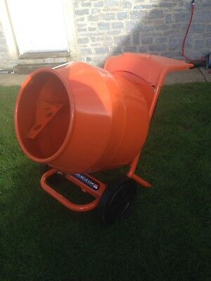 Belle Cement Mixer Belle Minimix 150 230v Electric Concrete Mixer
