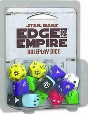 Star Wars Roleplaying Dice: Edge of the Empire RPG Dice - Fantasy Flight Games F