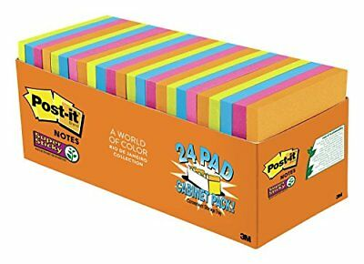 3M Office Products Post-it Super Sticky Notes- Pick SZ/Color.