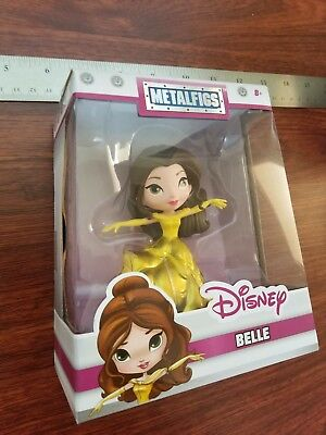 Beauty and the Beast Princess Belle 4-Inch Metals Die-Cast Action Figure
