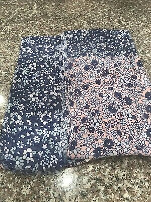 Old Navy Girls Flower Print Scarf New With Tags