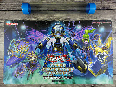 2015 shadoll Mat YuGiOh Playmat Trading Card Game Mat Free High Quality Tube