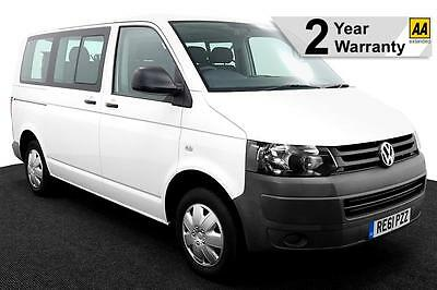2012(61) VOLKSWAGEN SHUTTLE 2.0 TDi LIBERTY WHEELCHAIR ACCESSIBLE ~ CHAIRLIFT