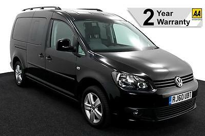 2011(60) VOLKSWAGEN CADDY 1.6 TDi MAXI LIFE +PLUS WHEELCHAIR ACCESSIBLE VEHICLE