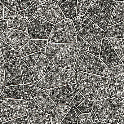 200X270X1Mm Ho/tt Cobblestone Path Flooring Treated Bumpy Paper Sheets 3D Look
