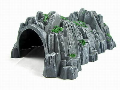 1 X HO TT 1:87 Scale Model Train Railway Tunnel Loose In Box
