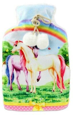 Einhorn Wärmflasche Motiv 4  Unicorn hot-water-bottle