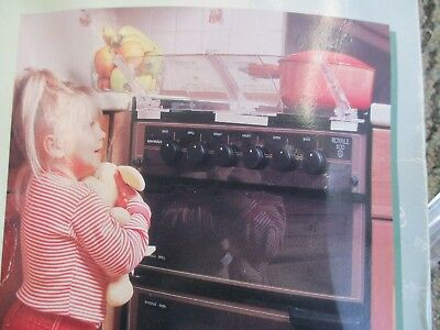 Cooker & Hob Guard Mothercare Child Safety Baby Proofing Gadget New & Unused