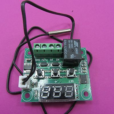 High-precision LED Digital Thermostat Temperature Control Switch XH-W1209 Module