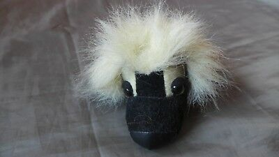 Afghan Hound Collectible  Toy Dog